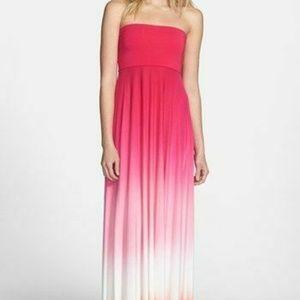 Young Fabulous & Broke Bangal Strapless Dress